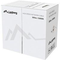 Kabel UTP Kat.5e DRUT CU greenLCU5-12CU-0305-G