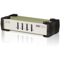 PRZEŁĄCZNIK KVM 4 PORTY USB VGA CS84U
