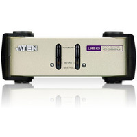 Biurkowy moduł KVM 2-portowy PS2 USB VGA CS82U
