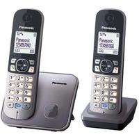 Telefon KX-TG6812 Dect/Grey