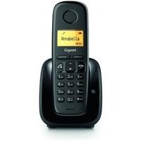 Gigaset Telefon A280 Czarny
