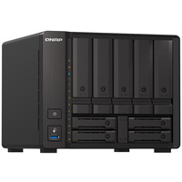 Serwer NAS TS-h973AX-32G AMD Ryzen V1500B 32GB SO-DiMMDDR4