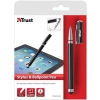 Stylus & Ballpoint Pen czarny