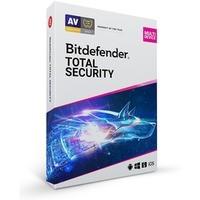 *BitDefender TOTAL SecMD 5St. 3Lata BDTS-N-3Y-5D