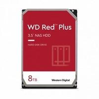 Dysk WD Red Plus 8TB 3, 5 cala CMR 256MB/5400RPM Class