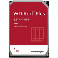 Dysk WD Red Plus 2TB 3, 5´CMR 128MB/5400RPM WD20EFZX