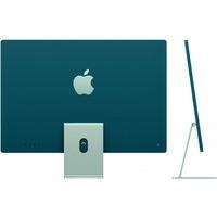 24 iMac Retina 4.5K display: Apple M1 chip 8 core CPU and 8 core GPU, 256GB - Green