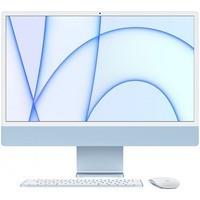 24 iMac Retina 4.5K display: Apple M1 chip 8 core CPU and 8 core GPU, 512GB - Blue