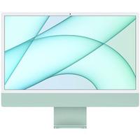 24 iMac Retina 4.5K display: Apple M1 chip 8 core CPU and 7 core GPU, 256GB - Green