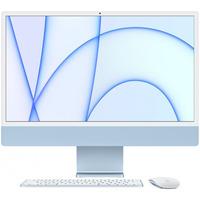 24 iMac Retina 4.5K display: Apple M1 chip 8 core CPU and 7 core GPU, 256GB - Blue