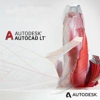Oprogramowanie AutoCAD LT 2021 Commercial New Single-user ELD 3-Year Subscription 057M1-WW8839-T977