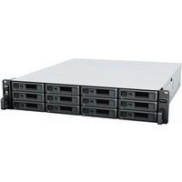 Serwer RS2421RP+ 12x0HDD Ryzen V1500B 4GB 4x1GbE RJ-45