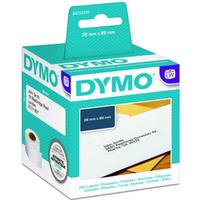 Dymo etykieta do drukarek LW 99010   89mm x 28mm