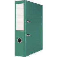 Segregator BASIC-S z szyną, PP, A4/75mm, zielony