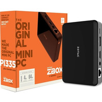 Mini PC ZBOX PI335 Pico Celeron N4100 2DDR4/SODIMM WIN10 DP/HDMI