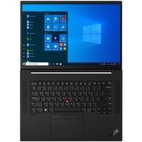 Ultrabook ThinkPad X1 Extreme G4 20Y5001APB W10Pro i7-11800H/16GB/512GB/RTX3050Ti 4GB/16.0 WQUXGA/3YRS Premier Support