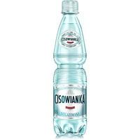 Woda CISOWIANKA, niegazowana, butelka plastikowa, 0,5l