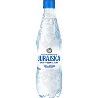 Woda mineralna JURAJSKA 0,5L (12szt) niegazowana