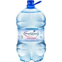 Woda żródlana PRIMAVERA 6L niegazowana butelka PET