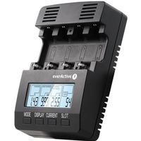 Ładowarka do akumulatorków Ni-MH EVERACTIVE AA/AAA NC-3000, 4 kanały