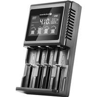 Ładowarka do akumulatorków Li-ion/Ni-MH EVERACTIVE uniwersalna UC-4000