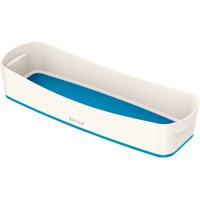 Organizer MyBOX podłużny biało-niebieski LEITZ 52581036