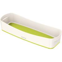 Organizer MyBOX podłużny biało-zielony LEITZ 52581054/52581064
