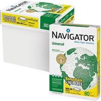 Papier xero A4 80g (5 ryz) NAVIGATOR UNIVERSAL klasa A+ premium