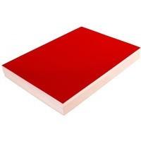 Karton CHROMOLUX czerwony A4 DATURA/NATUNA 100szt