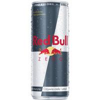 Napój RED BULL energetyczny bez cukru 250ml puszka