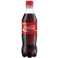 Napój COCA COLA 0.5L butelka PET