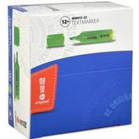Zakreślacz MEMOBE neon zielony MM013-22