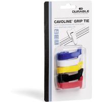 Opaska rzep do spinania kabli CAVOLINE GRIP TIE 200x10 mm, 503600 DURABLE