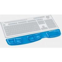 Podkładka przed klawiaturę CRYSTAL Health-V niebieska 9183101 FELLOWES