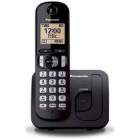 Telefon bezprzewodowy Panasonic KX-TGC210 black