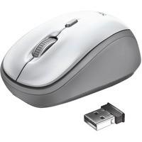 Mysz bezprzewodowa YVI biała