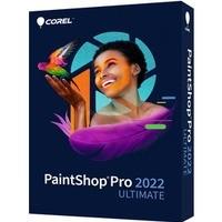 PaintShop Pro 2022 Ultimate ML Mini BOX