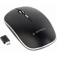 Mysz optyczna bezprzewodowa z odbiornikiem USB-C