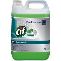 Preparat do mycia podłóg i różnych powierzchni CIF Diversey, 5L, leśny