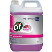 Preparat do mycia podłóg i różnych powierzchni CIF Diversey, 5L, wild orchid