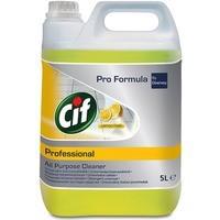 Preparat do mycia podłóg i różnych powierzchni CIF Diversey, 5L, cytrynowy