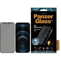Szkło ochronne E2E Super+ iPhone 12 Pro Max Case Friendly AntiBacterial Microfracture Privacy