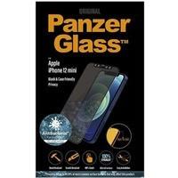 Szkło ochronne E2E Super+ iPhone 12 Mini Case Friendly AntiBacterialMicrofracture Privacy