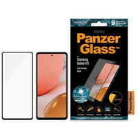 Szkło ochronne E2E Microfracture Samsung A72 A725 Case Friendly AntiBacterial