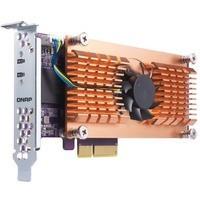 Karta rozszerzeń QM2-2P-384 Dual M2 PCIe SSD