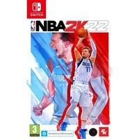 Gra Nintendo Switch NBA 2K22