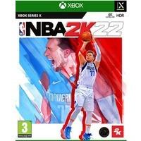 Gra Xbox Series X NBA 2K22