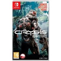 Gra Nintendo Switch Crysis Remastered
