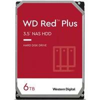 Dysk Red Plus 6TB 3, 5 CMR 128MB/5400RPM Class