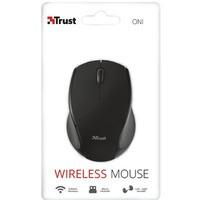 ONI WIRELESS MICRO BLK mysz komputerowa